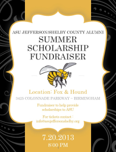 Summer Social Flyer